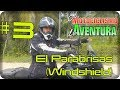 El Parabrisas (windshield). El Motociclismo de Aventura # 3 Motovlog Kawasaki KLR 2017