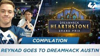 Reynad Goes to Dreamhack Austin [Hearthstone]