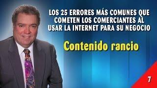 Error 07 - Contenido Rancio