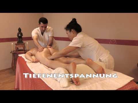 Yin-Yang 4 Hand Massage In Hamburg