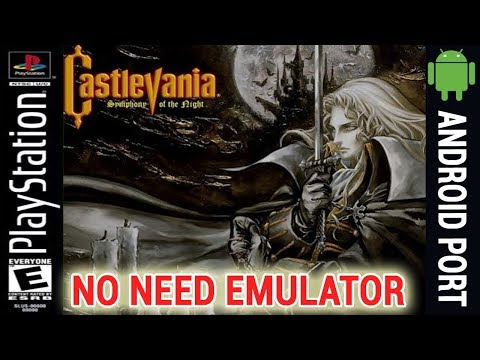 Castlevania: Symphony Of The Night Android APK | No Need Emulator