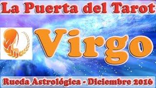 virgo   predicciones diciembre 2016 a enero 2017   horoscopo tarot