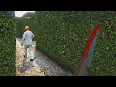 CRAZY MAZE KILLING! (GTA 5 Funny Moments)
