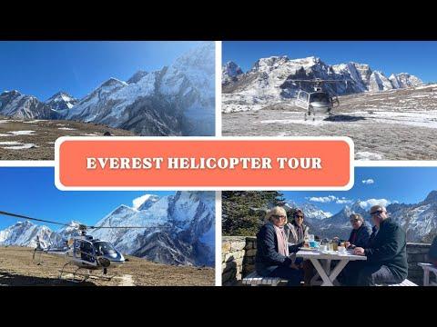 Everest Helicopter Tour - Lukla - Everest Base Camp