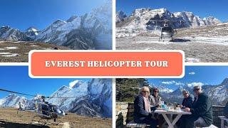 Everest Helicopter Tour - Lukla - Everest Base Camp thumbnail