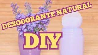 Desodorante para piel sensible sin bicarbonato