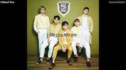 B1A4 - I Need You (Kanji, Romanization, Eng Sub)