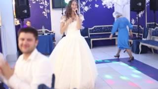 Свадьба Кошенковых 8 07 2016 Песня невесты (переделанный текст Лилия Туманова)