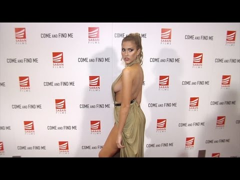 "Kara Del Toro ""Come and Find Me"" Premiere Red Carpet"