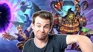 (Hearthstone) Plot Twist and the Master Plan