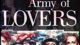 Army Of Lovers Crucified-With Lyrics