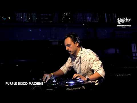 Purple Disco Machine Live from Glitterbox, Printworks London Mp3