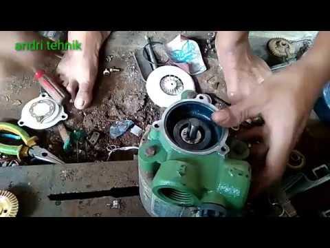 Merubah Pompa Air Semburan Super Kencang