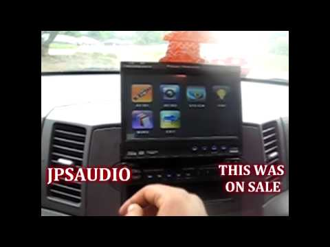 hqdefault power acoustik ptid8940 indash touchscreen install in 05 jeep power acoustik ptid-8940nr wire harness at readyjetset.co