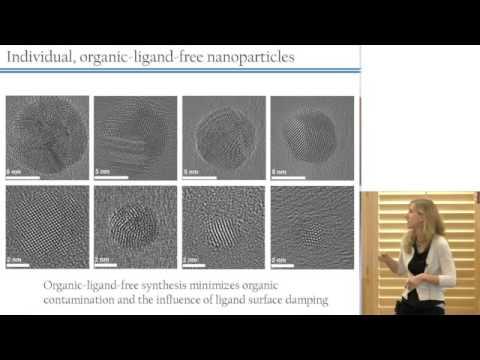 Jennifer Dionne |  Upconverting electrodes for improved solar energy conversion