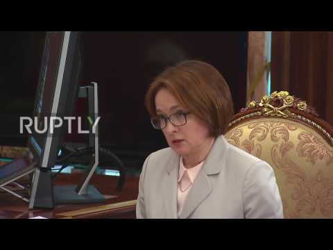 Russia: Putin informed on Central Bank's fight against financial crime