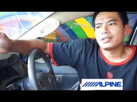 รถแข่งรุ่น ESQL เสียงดังแต่ไพรเราะ  ร้านแมนประดับยนต์ จาก Team Alpine DLS Thailand