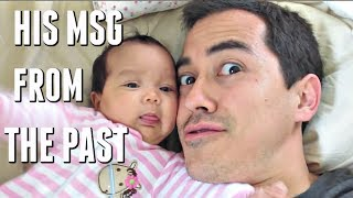 A Father's Message From the Past - June 18, 2017 -  ItsJudysLife Vlogs
