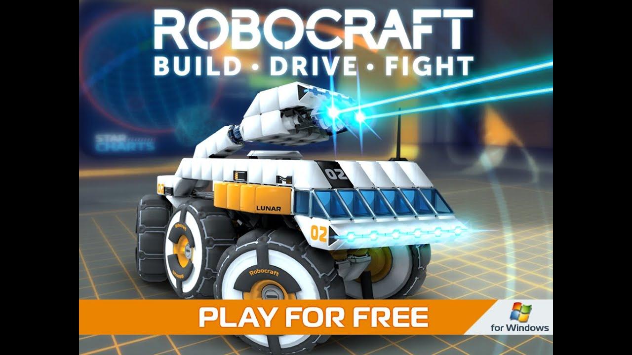 скачать игру робокрафт через торрент - фото 8
