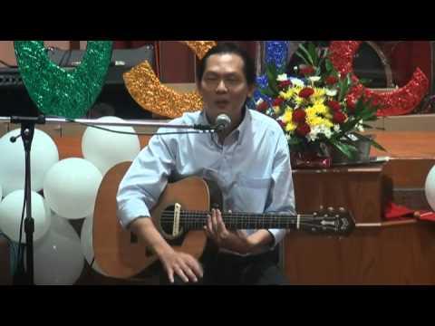 Amazing Grace,As deer,He leadeth me live at Chachoengsao Baptist Church 26/8/12