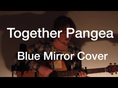 together pangea blue mirror cover