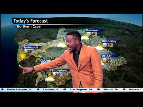Weather report: 27 April 2017