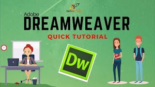 A Dreamweaver Quick Tutorial