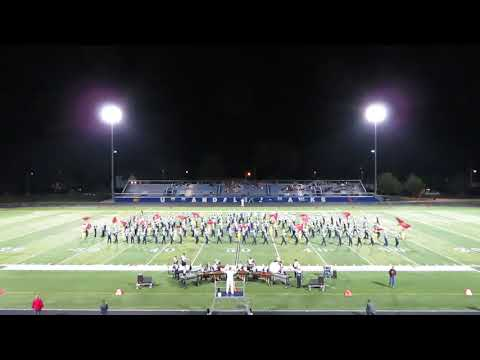 Des Moines Roosevelt at Urbandale Marching Invitational 2017 - The Music of Queen