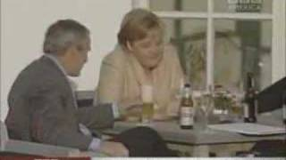 BUSH DRUNK at G8 summit?  U.S. media keeps it secret...