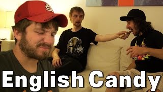 English Candy Taste Test