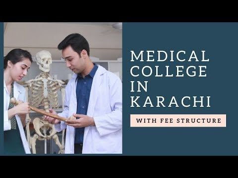 Medical Colleges In Karachi (with Fee structure) - YouTube