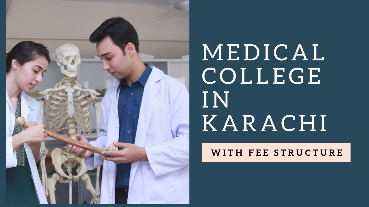Medical Colleges In Karachi [With fee Structure] - MBBS Com Pk