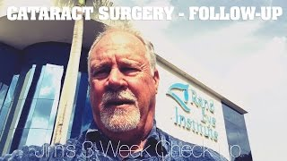After Cataract Surgery - amazing results! [HD]