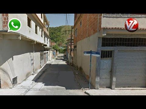WhatsApp TV Voz - Tentativa de homicídio no bairro Ilha Parque