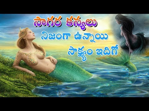 The Real History Behind Mermaids | Fascinating Facts About Mermaids | 123 Telugu Facts
