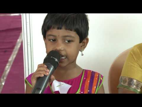 8th HSSF 2016 - Competition : Personality Development   Tamil