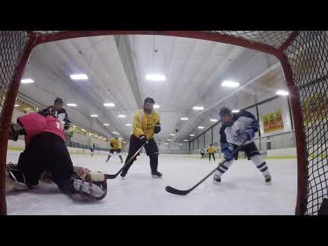 ToT vs Yellow Stingers Game 1 Goal Cam View