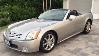 2005 Cadillac XLR Roadster Review and Test Drive by Auto Europa Naples MercedesExpert com