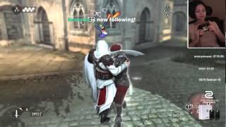 Homosexual scene in Assassin's Creed