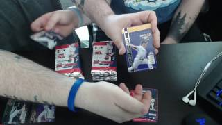 MLB Showdown 2000 Booster Box Opening