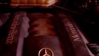 Mercedes Benz ML320, ML350 Oil Change W163 M112 Engine ML class