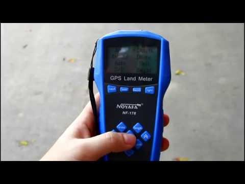 GPS Land Measuring Instrument NF-178