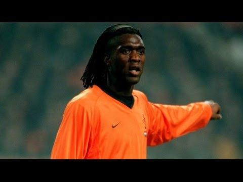 Clarence Seedorf all Netherlands Goals