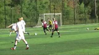 Acton Boxborough Varsity Soccer vs Weston10/1/13