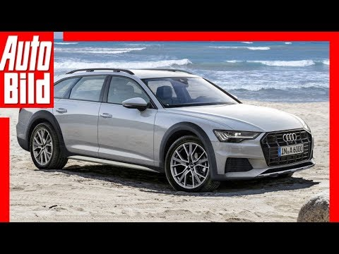 zukunftsaussicht audi a6 allroad quattro 2019 youtube. Black Bedroom Furniture Sets. Home Design Ideas