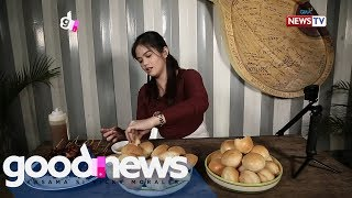Good News:  Pandesal with a twist?