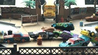 """""""Cars"""" DIECAST DEMOLITION DERBY"""