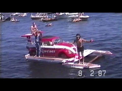 1987 Seafair Hydroplane races & Miss Bugweiser