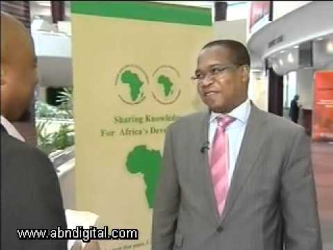 Mthuli Ncube on African Economic Development