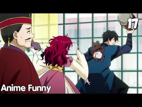 Смешные моменты из аниме #6   (АНКОРД ЖЖЕТ)